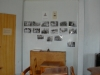 Skolsalen 6 med gamla skolkort